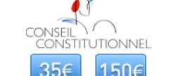 Justice coûte que coûte : la décision QPC relative aux taxes contributives de 35 et 150 €